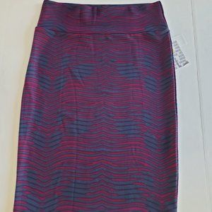 Lularoe Cassie Skirt, Size L